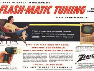 Zemřel vynálezce dálkového ovladače na televizi.