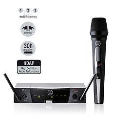 Mikrofon s vysílačem AKG WMS40PFLEXX VOC
