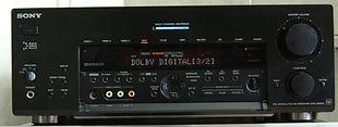 Zesilovač Sony STR-DB925
