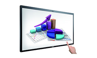 """55"""" LCD Touch Screen Monitor"""