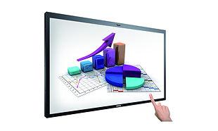 """55"""" LCD Dotykový monitor"""