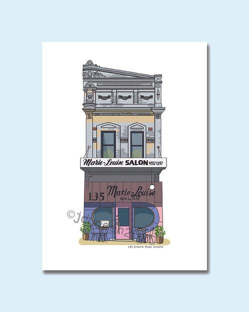 Stanbuli, Enmore Road, Sydney Restaurants, Illustrated Prints