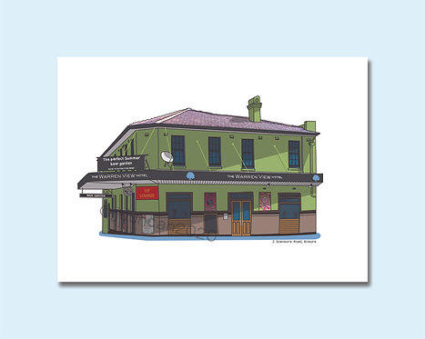 The Warren View, Enmore, Inner West, sydney pubs