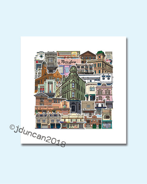 Newtown, King Street, Inner West, Icons of Newtown, Sydney Architecture