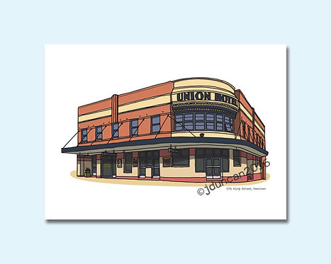 The Union, Newtown