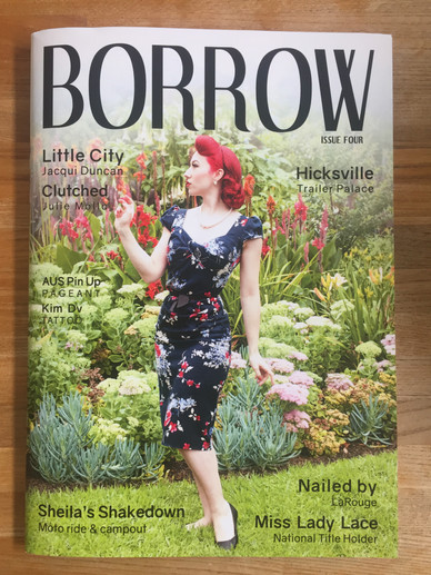 Borrow Magazine