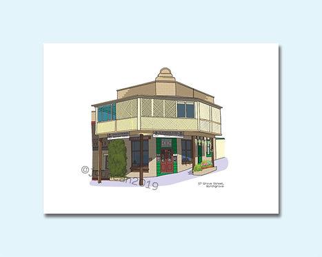 Gladstone Store, Birchgrove