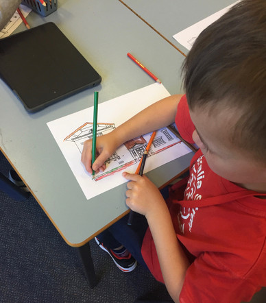 Australia Street Infants School visit