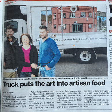 Inner West Courier story