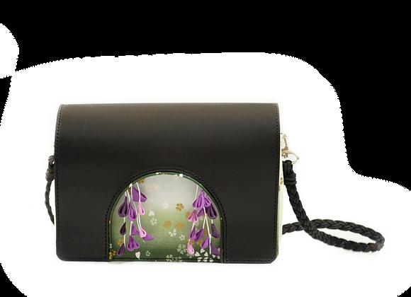 wisteria shoulder bag
