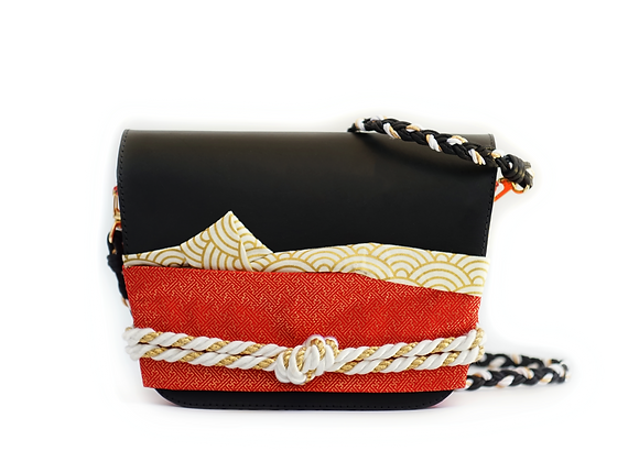 kimono shoulder bag