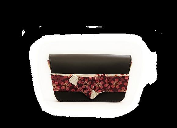 kimono obi knot 【貝の口】mini bag