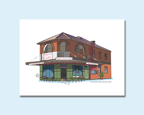 Petty Cash Cafe