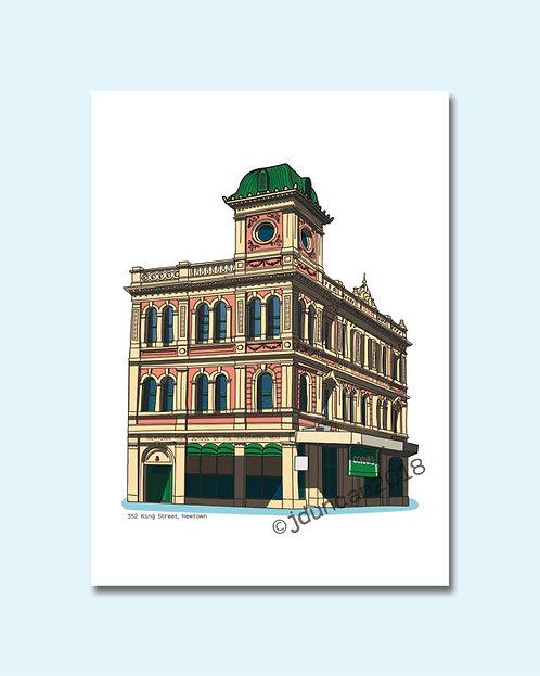 St George's Hall, Newtown, King Street, Sydney