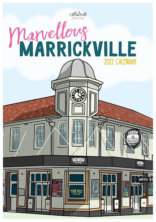 Marvellous Marrickville 2022 Calendar