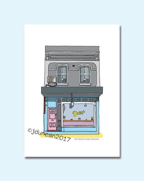 Daisy's Milk Bar, Petersham
