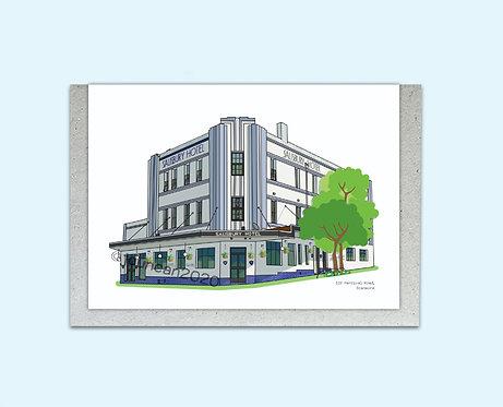 Salisbury Hotel, Stanmore, Sydney Pubs, Art Deco Pubs