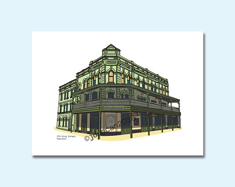 The Newtown Hotel
