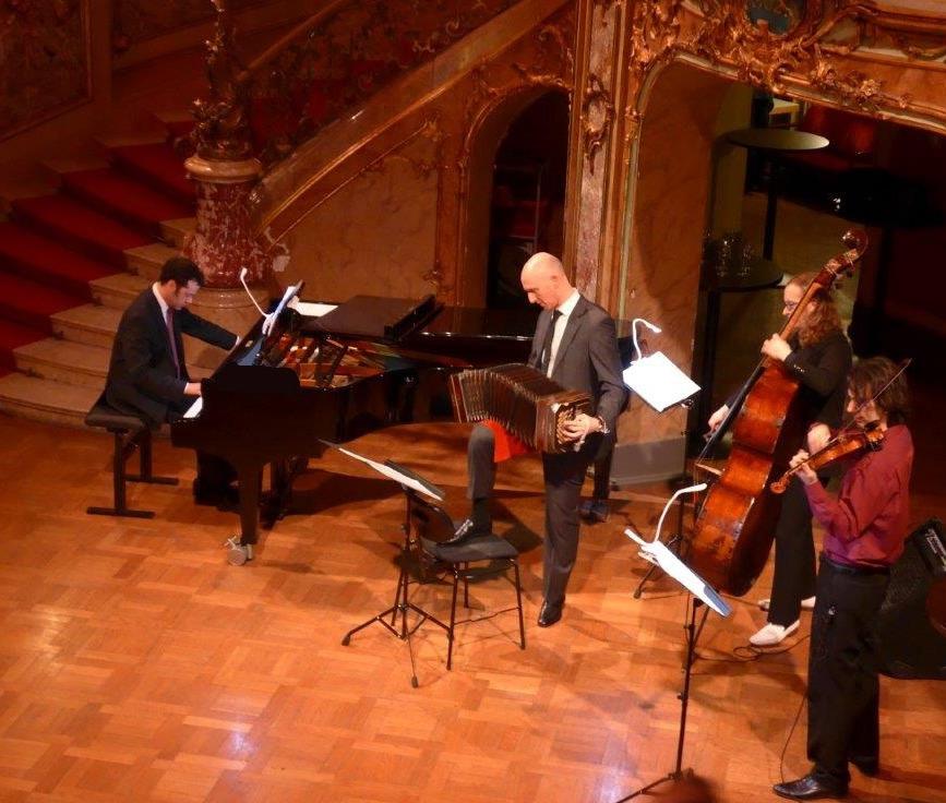 Cuarteto Tangopianissimo