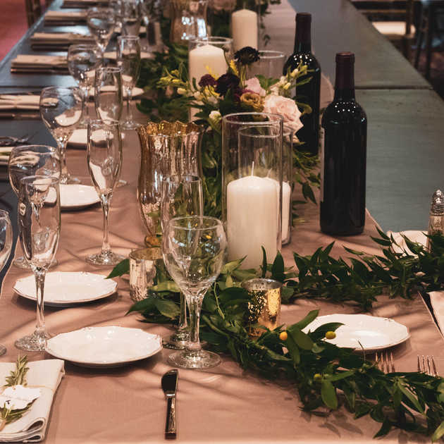 Tablescape   Event Design