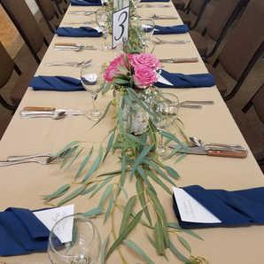 Banquet Table   Tablescape