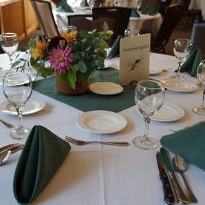 Wildflower Inspired Table   Simple Wedding Decor
