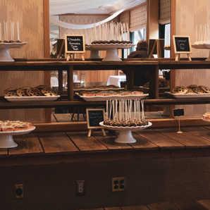 Dessert Bar   Catering
