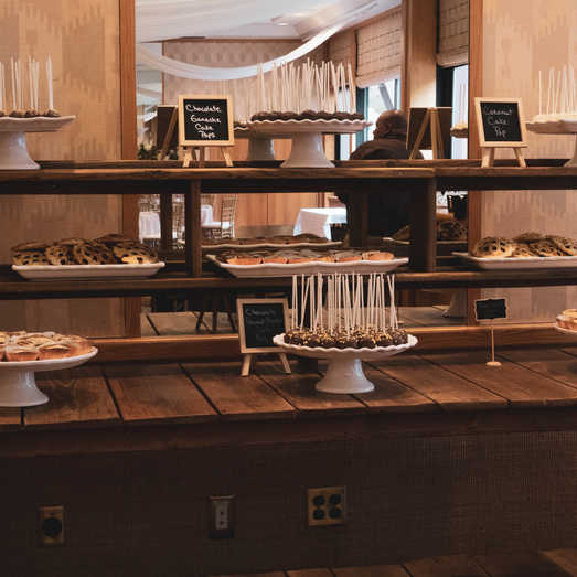 Dessert Bar | Catering