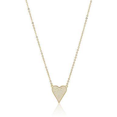 Audrey Heart Necklace