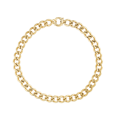 Hunter Chunky Chain - Gold