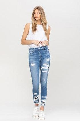 The Samantha Crop Skinny Jeans