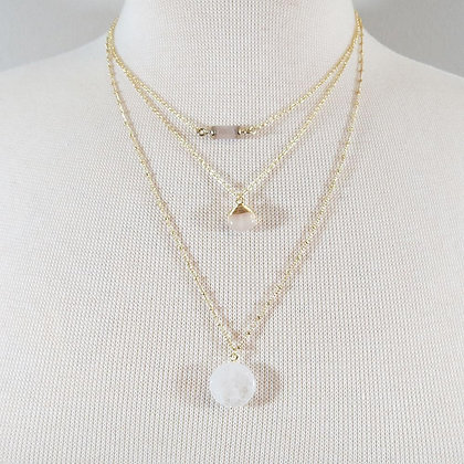 Letting Go Layered Necklace