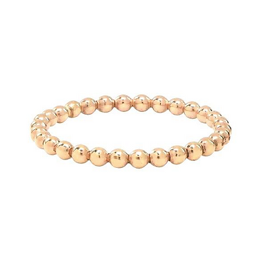 Beaded Stackable Ring