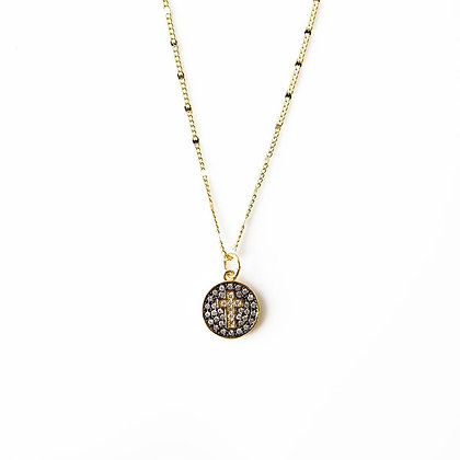 Have Faith Necklace - Cross