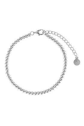 Pearl Bracelet - Silver