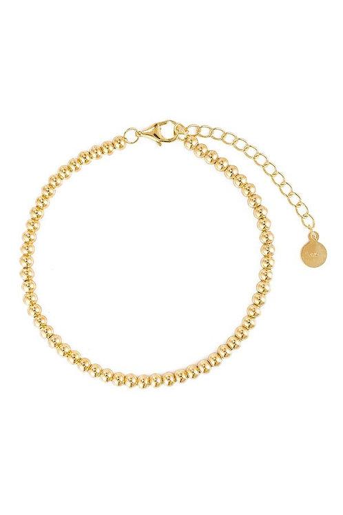 Pearl Bracelet - Gold
