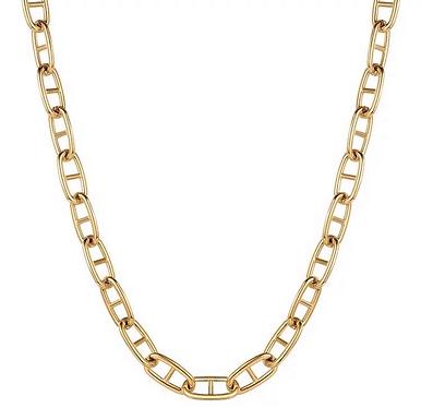Hailey Link Chain - Gold