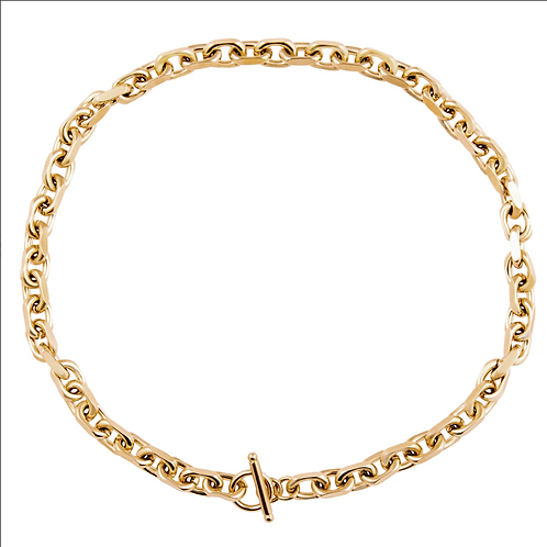 Alexis Toggle Chain Necklace