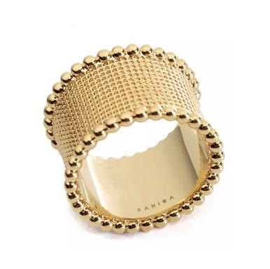 Hammered Band Ring