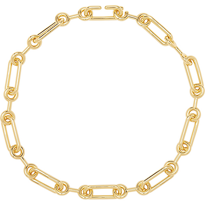 Lacey Chain Necklace