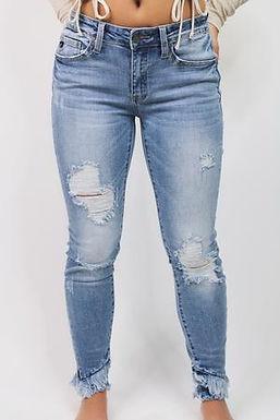 The Jessica Skinny Jeans