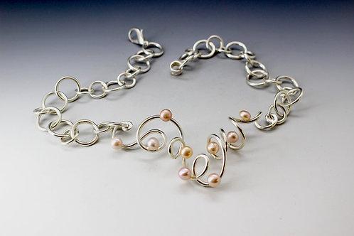 Pearlie Fantasy Necklace