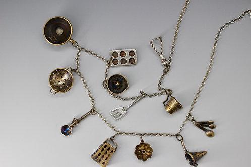 Kitchen Charm necklace