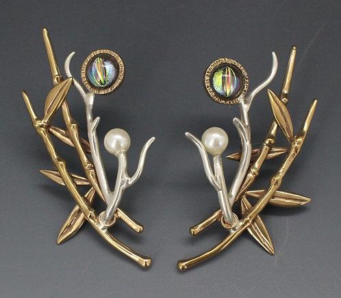Mei Hua Earrings