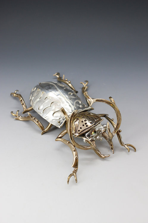 The Hieronymus Beetle Brooch
