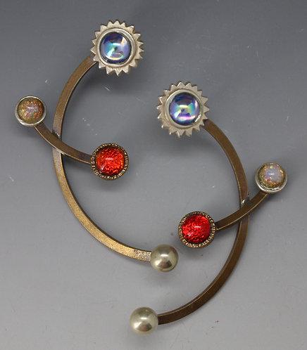 Miro Modernist Earrings