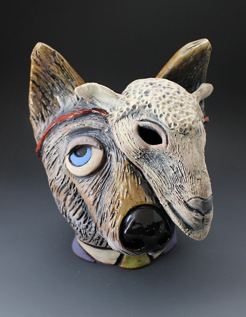 Wolf in a Sheep's mask