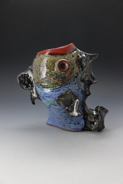 Fish Vase FacePot