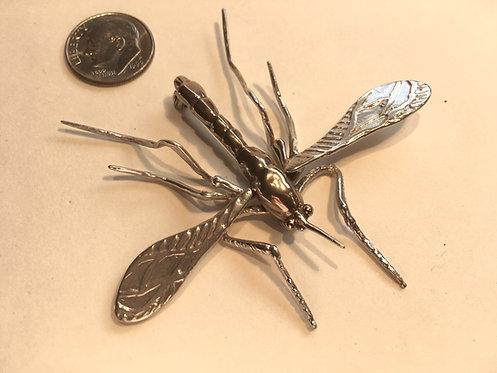 Mosquito Brooch