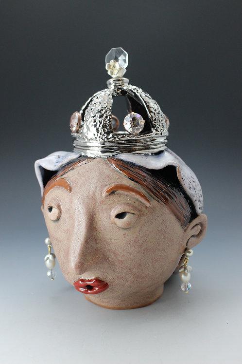 Queen Victoria FacePot